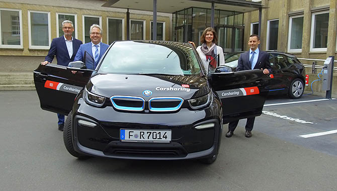 Carsharing in Herford