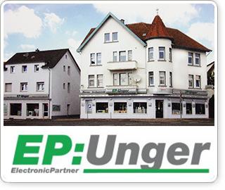 EP Unger in Herford -Radio - Fernsehen - Haushaltsgeräte