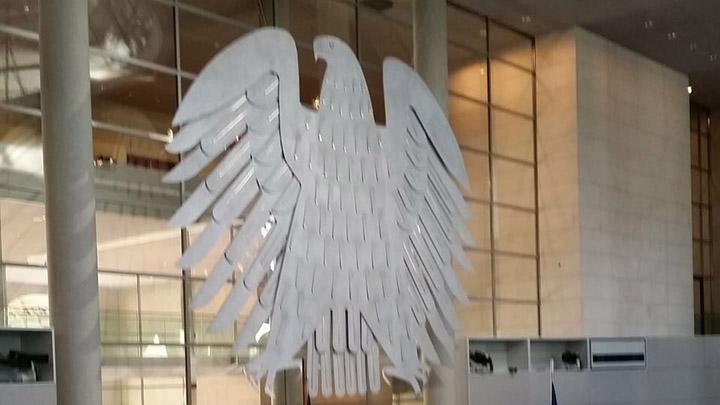 Bundestag Adler, Bild Herford-aktuell