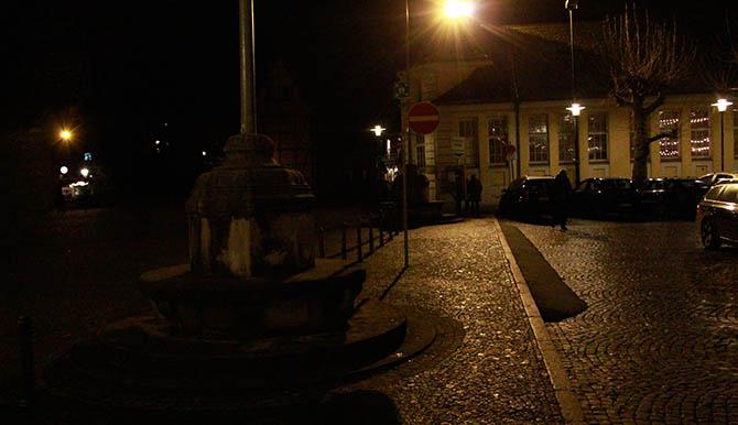 Schauergeschichte(n) in Herford