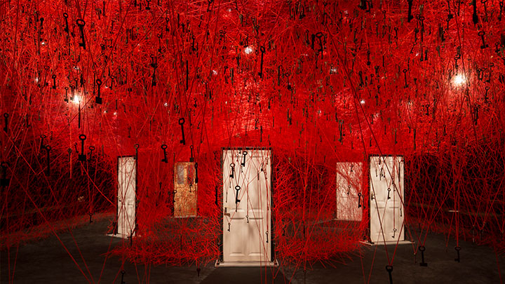 Neue Ausstellung im Marta - Marta Labyrinth