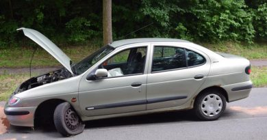 Fahrer in Rödinghausen gesucht