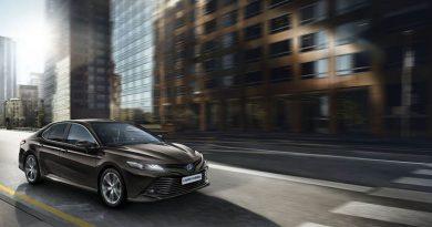Der Toyota-Camry kehrt zurück