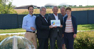Kreis der guten Beispiele: Auszeichnung für das Freibad Rödinghausen