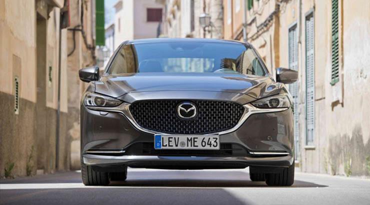 Mazda 6 startet ins neue Modelljahr