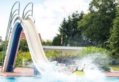 Super-Sommer sorgt für Rekordbesucherzahlen im Aqua Fun