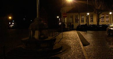 Schauergeschichten bei Nacht