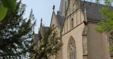 Bekanntes, kombiniert mit neuerer Musik - 10. Orgelsommer-Konzert in der Marien-Kirche