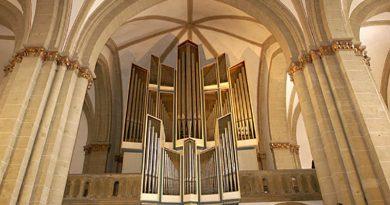 7. Orgelsommer-Konzert am 12. August im Münster