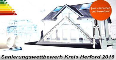 Sanierungswettbewerb Kreis Herford 2018