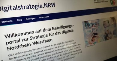 Thema Digitalstrategie