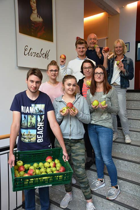"""Gesundheit auf dem Stundenplan - Geballte Ladung Vitamine für die """"Gesunden Schulen"""" im Kreis Herford"""