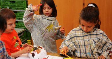 """""""Kinder einer Welt"""" – Vier Sprachcamps bringen in den Herbstferien Leben in Grundschulen"""
