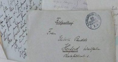 verschollene Briefe