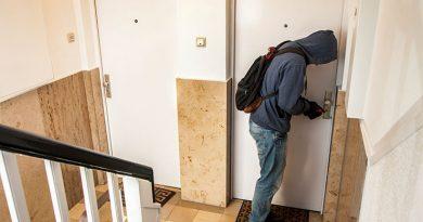 Mit der dunklen Jahreszeit steigen die Zahl der Wohnungseinbrüche