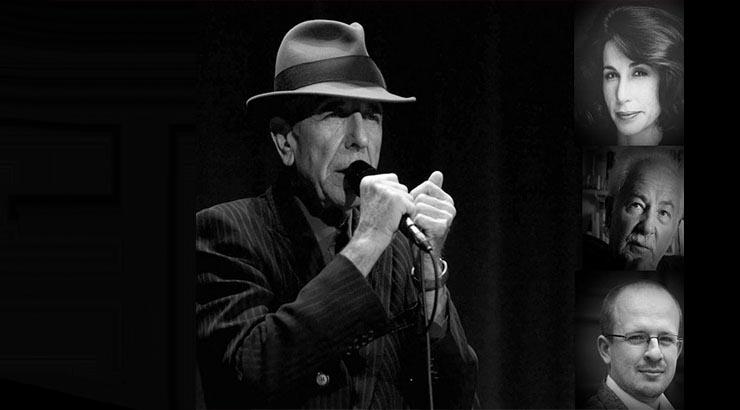 Liederabend Leonard Cohen mit Susan Borofsky & L. Joseph Heid