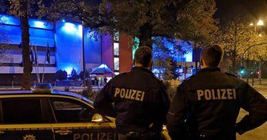Polizeipräsenz wird erhöht