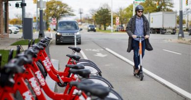 Ford übernimmt E-Scooter-Anbieter, um die Mobilität von Kunden zu  erweitern