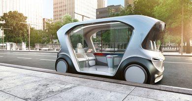 autonomes Fahren mit dem Shuttle