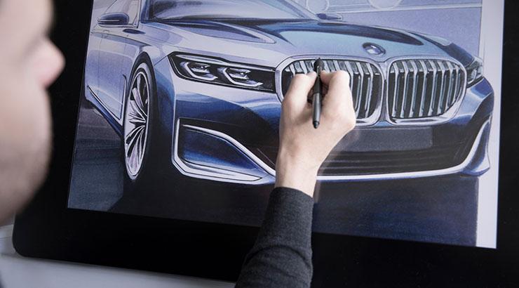 Der neue BMW 7er