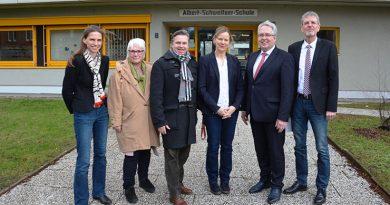 Kreis Herford übernimmt Trägerschaft für ehemalige Albert-Schweitzer-Schule in Herford