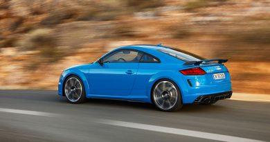 Der neue Audi TT RS