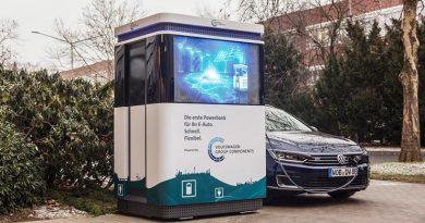 Zweites Leben für E-Auto-Batterien.