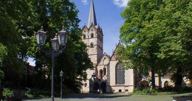 Geburtstagskonzert für Johann Sebastian Bach im Herforder Münste