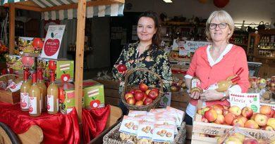 """""""Von hier wech"""" - Der Obsthof Otte ist in der neuen Markthalle vertreten"""