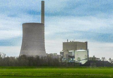 Deutschlands größtes Steinkohlekraftwerk steht in Lahde/Petershagen
