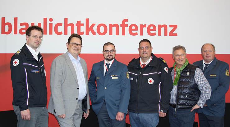Foto (v.l.): Alexander Hermeling, Stefan Schwartze, Andreas Bartels, Sven Kampeter, Ralf Hoffmann, Larsen Hills.