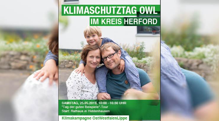 Es sind noch Plätze frei: Kostenlose Klimaschutz-Tour durch den Kreis Herford