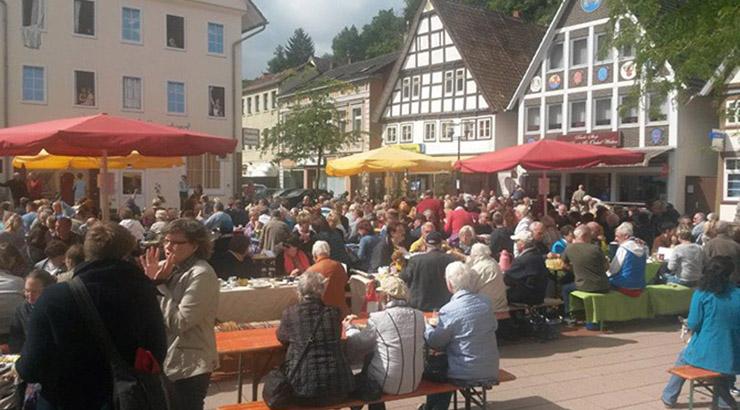 4. Vlothoer Weinfest