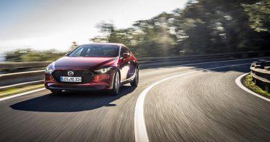Mazda Skyactiv-X: Verkaufsstart des ersten Serien- Benzinmotors mit Kompressionszündung im neuen Mazda3