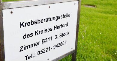 15 Jahre Krebsberatungsstelle des Kreises Herford