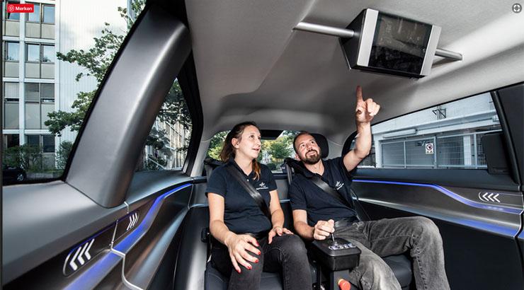 Alleskönner im Stadtverkehr - Premiere für das Urban Modular Vehicle