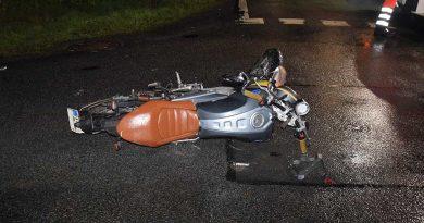 Motorradfahrer Vorfahrtsregelung missachtet