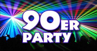 Universum - 90er Party