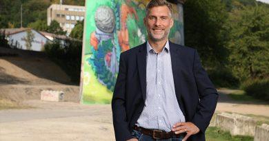Bürgermeister Rocco Wilken Vlotho