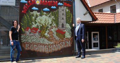 """""""Das Haus hat wieder eine Seele"""" – Ab Samstag ist das Jugendgästehaus Kreis Herford endlich wieder geöffnet – Landrat Jürgen Müller freut sich drauf"""