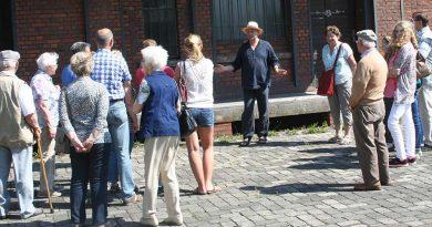 Wieder Rundgänge in Bünde und Kirchlengern