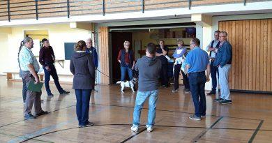 Planungen zum Neubau der Turnhalle Bonneberg schreiten voran
