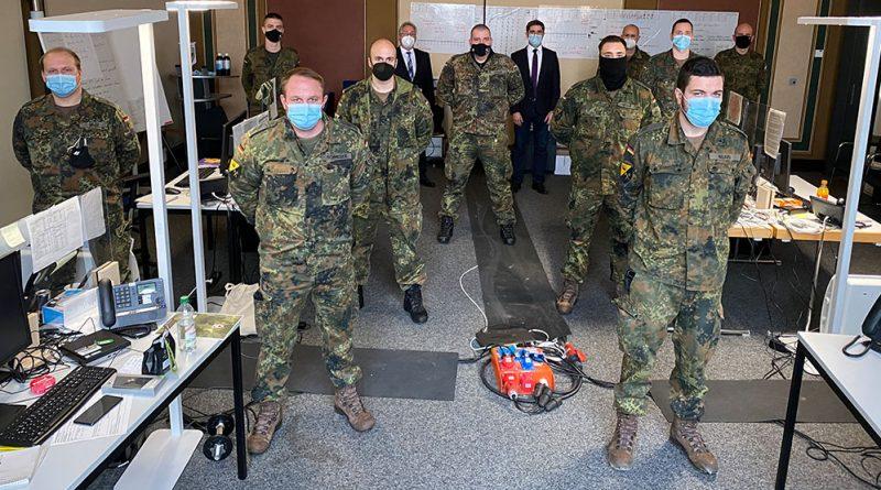 Bundeswehr verlängert ihre Unterstützung