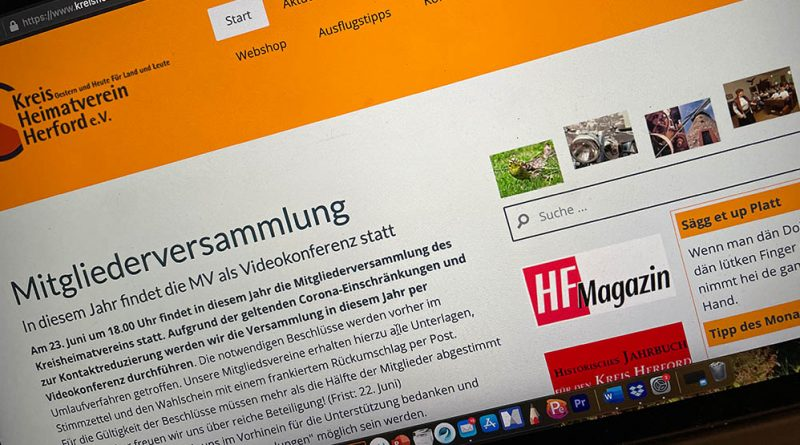 Kreisheimatverein online